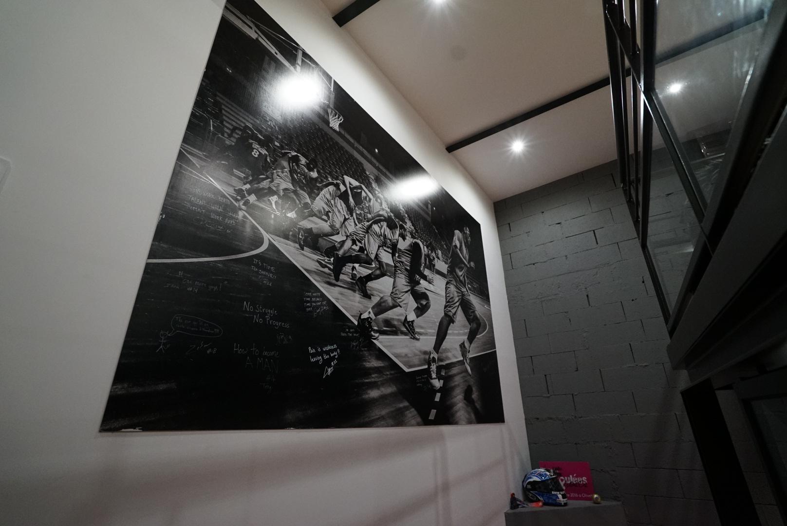 La salle basket