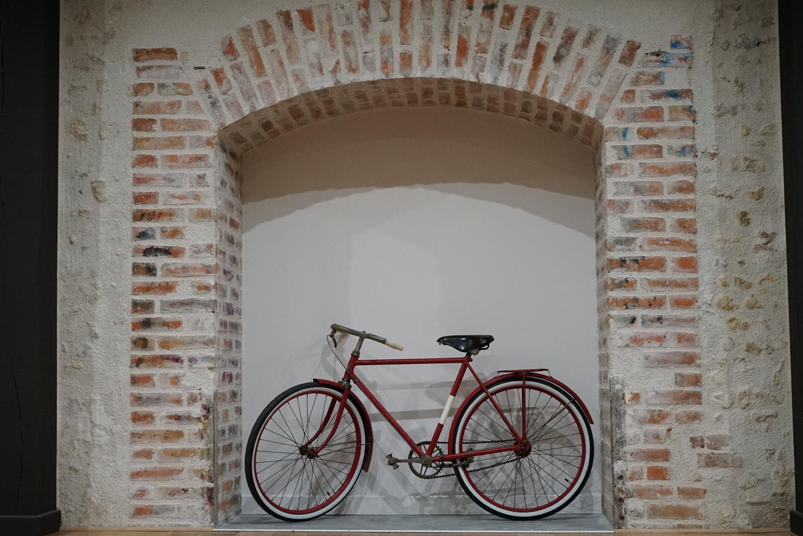 La salle - vélo déco